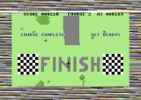 BMX Racers Commodore 64 You've made it to the end of the 1st course and a short rest.