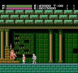 Faxanadu NES This is a weird hospital. Why is the doctor sitting on a throne?..