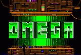 Omega Apple II Title Screen