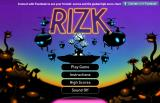 Rizk Browser Main menu