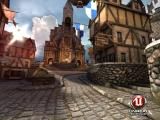 Epic Citadel iPad Preset guided tour sweeping scenes