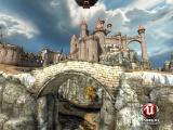 Epic Citadel iPad Preset guided tour scenes fly in and around the Citadel
