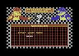 International Speedway Commodore 64 Enter your name.