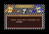 International Speedway Commodore 64 Think I live in Europe?
