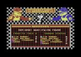 International Speedway Commodore 64 I finished last but there's always the next race.