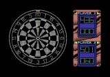 Jocky Wilson's Darts Challenge Commodore 64 Good shot.