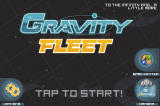Gravity Fleet iPhone Splash Screen