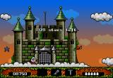The Fantastic Adventures of Dizzy DOS Dizzy found the castle of the evil wizard Zaks!