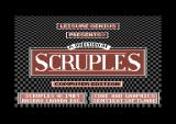 A Question of Scruples: The Computer Edition Commodore 64 Title screen.