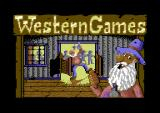 Western Games Commodore 64 Loading screen.