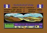 Tank Attack Commodore 64 Direct hit.