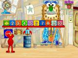 Sesame Street Elmo's Preschool Windows 10-9-8-7-6-5-4-3-2-1! Blast off!