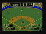 MicroLeague Baseball PC Booter Batter up! (CGA with composite monitor)