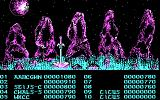 Knight Force DOS High-Scores Table (CGA).