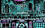 Knight Force DOS The Catacombs (CGA).