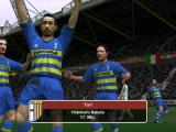 FIFA Soccer 2004 Windows Nakata scored a goal