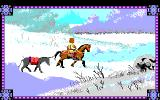 Conquests of Camelot: The Search for the Grail DOS In the winter, we can build a snowman...