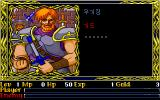 Ys II Special DOS The blacksmith is angry