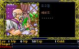 Ys II Special DOS The item shop seller also doesn't have much to say