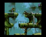 Flashback: The Quest for Identity Amiga Level 1 - jungle.