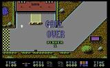 Rallycross Simulator Commodore 64 Game Over. From here the player ie returned to the main menu screen