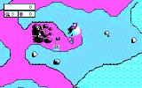 Commander Keen: Keen Dreams DOS World Map (CGA)