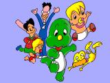 Agi Gongyong Dooly SEGA Master System Dooly and his friends