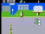 Agi Gongyong Dooly SEGA Master System Dooly is killed by wicked tennis balls...