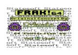 Frak! Commodore 64 Loading screen.