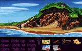 Monkey Island 2: LeChuck's Revenge DOS What's up on that hill?