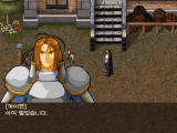 Corum III: Chaotic Magic Windows Kaien appears in the first town