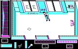 Gremlins 2: The New Batch DOS The elevators / Begin Game (CGA/Tandy)