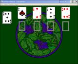 Solitaire Deluxe Windows 3.x Calculation