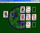 Solitaire Deluxe Windows 3.x Four Corners