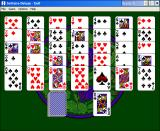 Solitaire Deluxe Windows 3.x Golf