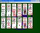 Solitaire Deluxe Windows 3.x Take Fourteen