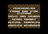 Beam Commodore 64 Credits.