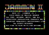 Beat-it Commodore 64 Title screen.