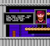Bionic Commando NES Important areas are most likely guarded