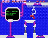 Bug Hunter / Moon Dash Acorn 32-bit About to start (Bug Hunter)