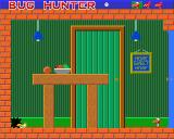 Bug Hunter / Moon Dash Acorn 32-bit Starting out on first level (Bug Hunter)