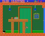 Bug Hunter / Moon Dash Acorn 32-bit Hysteron Posteron can walk vertically (Bug Hunter)