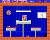 Bug Hunter / Moon Dash Acorn 32-bit Passing out in the second level (Bug Hunter)