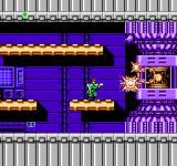 Bionic Commando NES Another repeating objective is the destruction of reactors