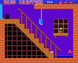 Bug Hunter / Moon Dash Acorn 32-bit Staircase level (Bug Hunter)