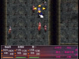 Rhapsody of Zephyr Windows Battle in the first dungeon