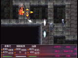 Rhapsody of Zephyr Windows Cyrano's party battles some nasties in a sewer dungeon