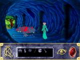 Roberta Williams' King's Quest VII: The Princeless Bride Windows Cave Pet