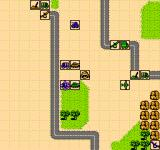 "Desert Commander NES I call this manuver ""the moby defense"""