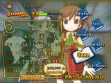 Recettear: An Item Shop's Tale Windows Pause menu, showing the deadline for the next payment.